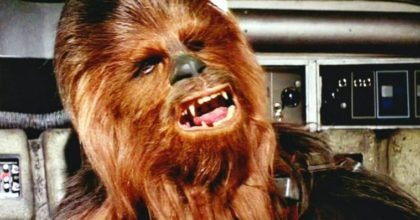 What Do Michael Jackson and Chewbacca Have in Common?