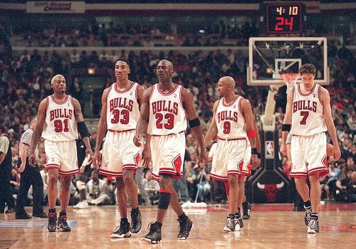 The Promise The TEAM The Family Michael Jordan Jason Hewlett Hall of Fame Keynote Speaker