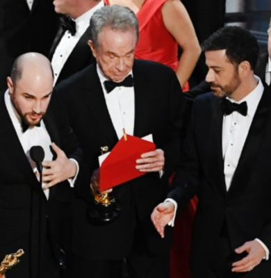 Oscars Mix Up: The Promise of Being Present