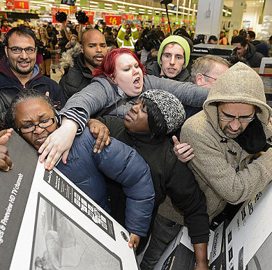 The Disappointment That is Black Friday