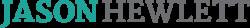 Jason Hewlett Logo